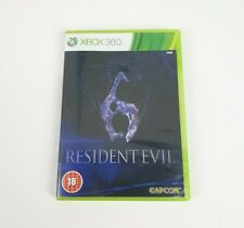 Resident Evil 6 - PAL - Microsoft XBOX 360 Game - Free UK Delivery