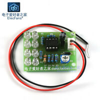 (Need your own weld)LM358 breathing light LED blue flashing kit
