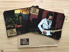 The Last Waltz Photos Cinéma 1978 Lobby Cards Martin Scorcese The Band