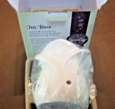 1 Scentsy New In Box Tea Rose Plug In Size Warmer Retired Discontinued