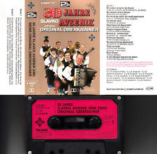 SLAVKO AVSENIK - 30 Jahre Avsenik ★ MC Musikkassette *2LP