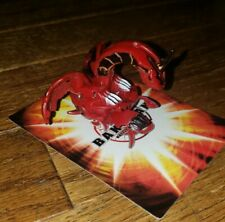 Bakugan Battle Brawlers Apollonir 700G Pyrus Red (custom painted)