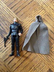 Vintage 1983  Star Wars ROTJ LUKE JEDI KNIGHT WITH CAPE NO NOSE RUB