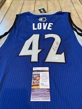 5e9586c5c Kevin Love Autographed Signed Jersey JSA COA Minnesota Timberwolves