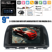 """9"""" Fit for Mazda CX-5 Android Quad-core Car Radio Stereo FM GPS Navigator 2G+32G"""