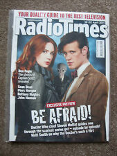 Doctor Who - 'Radio Times' - 'The Impossible Astronaut' cover - 16-22 Apr 2011