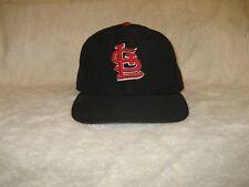 St. Louis Cardinals road cap, New Era size 7 1/4 59fifty 100% wool