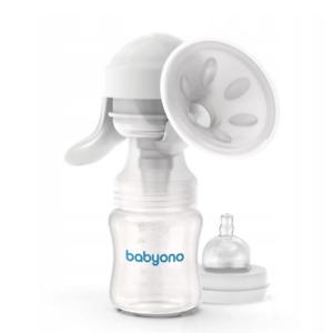 Portable Manual Breast Pump High Comfort Ergonomic Handle And Efficiency 150 ML
