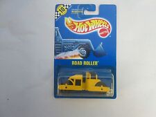 1992 Hot Wheels Road Roller No 55 w speed points