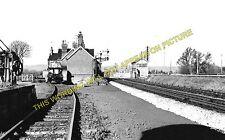 Moreton on Lugg Railway Station Photo. Hereford - Dinmore. Leominster Line. (1)