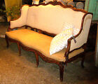 LouisXV Baroque Sofa Chair Bench Seating Furniture Armchair Upholstered