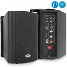 Pyle PDWR53BTBK Pair Of 5.25''inch.300 Watt Bluetooth Wall Mount Speaker System.
