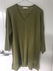 PICNIC Merino Wool Top Size M