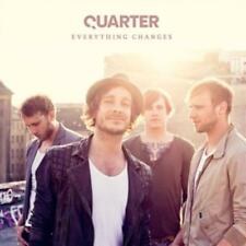 CD Quarter Everything Changes (K135)