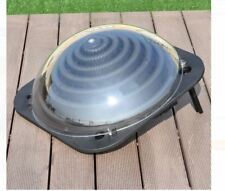 Swimming Pool Heater Outdoor Above Ground Inground Water Pool Solar Heater NEW