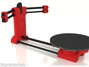Open Source BQ Ciclop 3D scanner 3D Object Scanning Complete Kit for 3D Printer