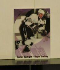 1994-95 Flair Center Spotlight Wayne Gretzky #4 of 10 Los Angeles Kings