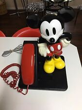 Vintage Style Mickey Mouse Phone