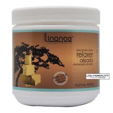 Linange Shea Butter Cream Relaxer 16 Fl. Oz. / 473.2 ml