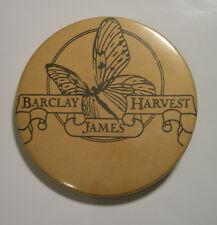 BARCLAY JAMES HARVEST BUTTON 1979