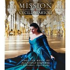 BARTOLI/JAROUSSKY/FASOLIS/BARROCHISTI - MISSION  DVD CHOR NEU STEFFANI