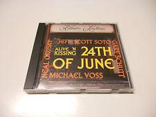 "Jeff Scott Soto ""24th of June"" Rare AOR cd 1995 Long Island"