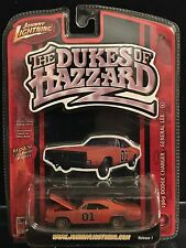Johnny Lightning Dukes Of Hazzard 1969 Dodge Charger General Lee LE10000 krg0261