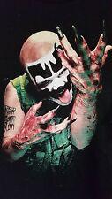 Isane Clown Posse ICP Rare 1999  Shaggy 2 Dope Photo Tshirt Black XL