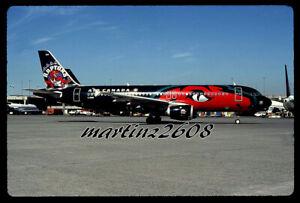 ORIG. AVIATION / AIRLINE SLIDE  AIR CANADA  C-FDSN