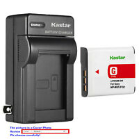 Kastar Battery Wall Charger for Sony NP-BG1 NP-FG1 Sony Cyber-shot DSC-W220