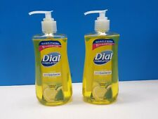 2 Pack Dial Complete  Lemon Sage Liquid Hand Soap 11 FL oz Ships PRIORITY (C)