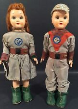 "1952 VINTAGE SPACE CADET 7 1/2"" A & H MARCIE DOLLS TOM CORBETT DR JOAN DALE RARE"