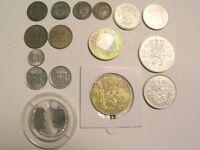 niederländische Münze 1 5 10 25 Cent 1 2,5 Gulden 5 10 EUR 1906-2005 zur Auswahl