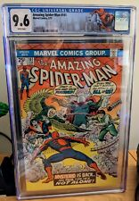 Amazing Spider-Man 141 Cgc 9.6 1st appearance of Danny Berkhart New Mysterio