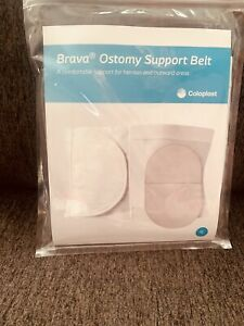 Ostomy support belt