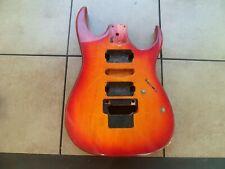 1980's Ibanez RG Series made in JAPAN- Guitar Body Floyd Ready
