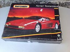 Matchbox Model Kit. 1:24 Scale Ferrari Testarossa Rare NIB