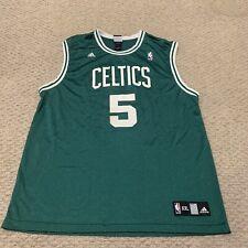 Kevin Garnett Boston Celtics NBA Basketball Jersey Adidas Mens 2XL