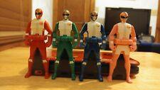 Dairanger Gokaiger Ranger Key Set Gosei Sentai Power Rangers Super Megaforce