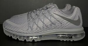 Nike Air Max 2015 Cool Grey CN0135-002 Men's Size 10.5