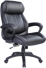 Bowthy Big And Tall Executive Office Chair 400lbs Computer Ergonomic Desk Chair