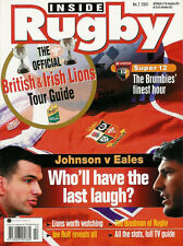 Inside Rugby - Official British & Irish Lions Tour Guide 2001