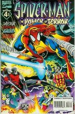SPIDERMAN: the Power of Terror # 4 (of 4) (USA, 1995)