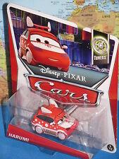 DISNEY PIXAR CARS HARUMI #5/10 TUNERS ***BRAND NEW & VHTF***