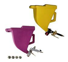 Texture sprayer,Cement, Gfrc Premix sprayer, and mist coat hopper gun