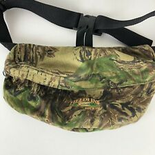 Fieldline Realtree Fanny Pack Adjustable Waist Band Good Condition Made In Usa