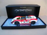 Porsche 908/02 Spyder  Nürburgring 1969  Limitiert 500 Stück  Minichamps  1:18