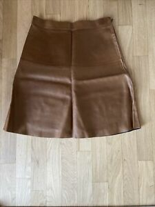 Gonna pelle Gucci