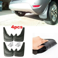 4PCS Car Accessories Universal Front Rear Mud Flap Flaps Splash Guard Mudguards