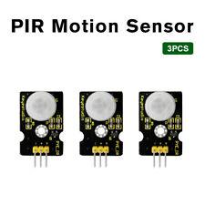3pcs Hc Sr501 Infrared Pir Motion Sensor Detector Module For Arduino Project